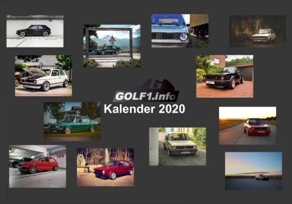 golf1.info Kalender 2020