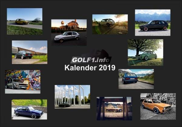 golf1.info Kalender 2019