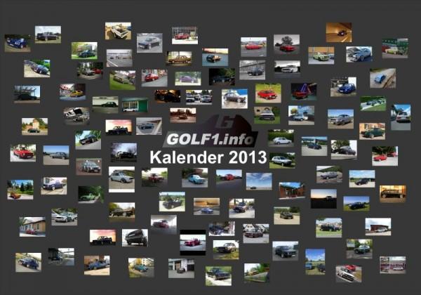 golf1.info Kalender 2013