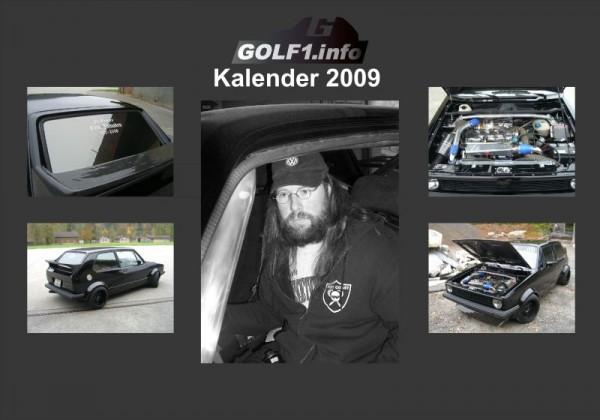 golf1.info Kalender 2009