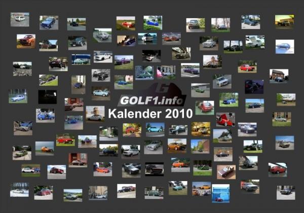 golf1.info Kalender 2010